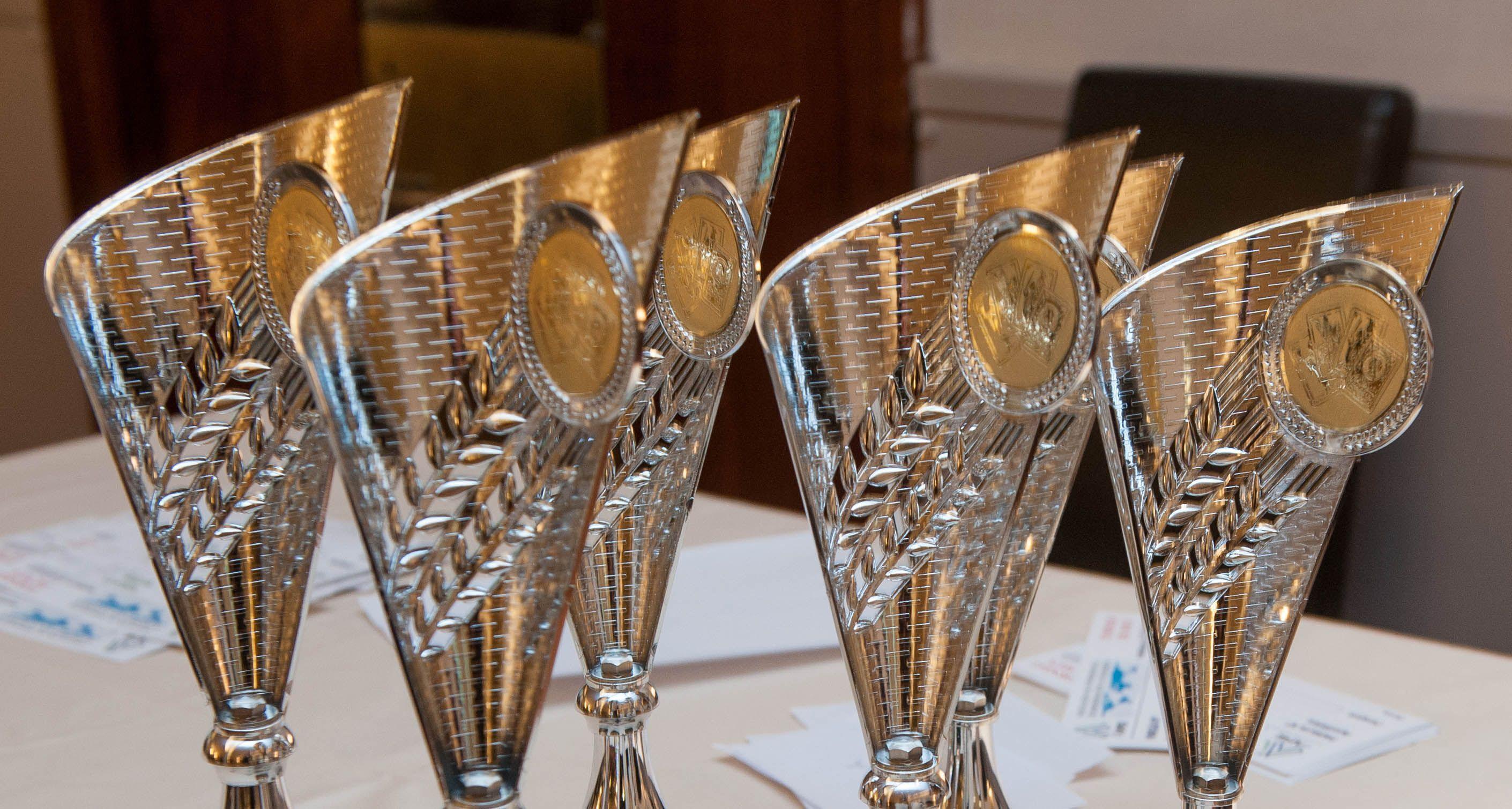 Los codiciados trofeos.