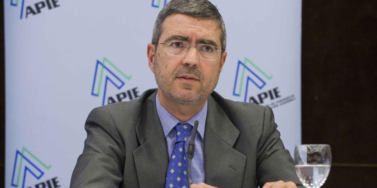 """Fernando Jiménez Latorre: """"Sólo es necesario un crecimiento del 1 por ciento para empezar a crear empleo"""""""