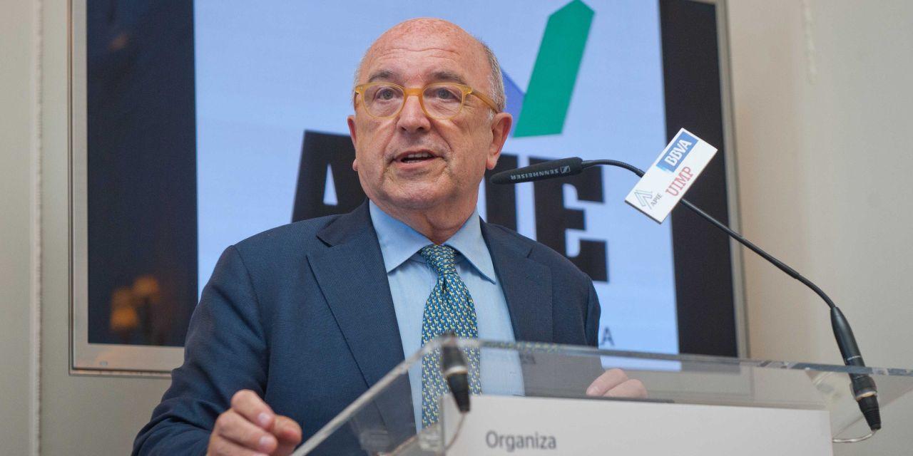 """Joaquin Almunia: """"No creo que el fracaso de la negociación signifique la salida de Grecia del euro"""""""