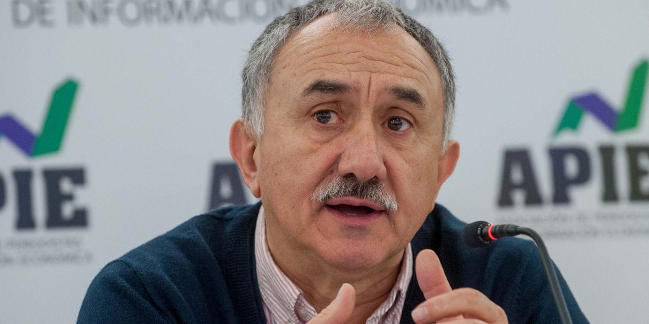 """Pepe Álvarez: """"UGT ha vivido mucho tiempo de las ideas aprobadas en 1994"""""""