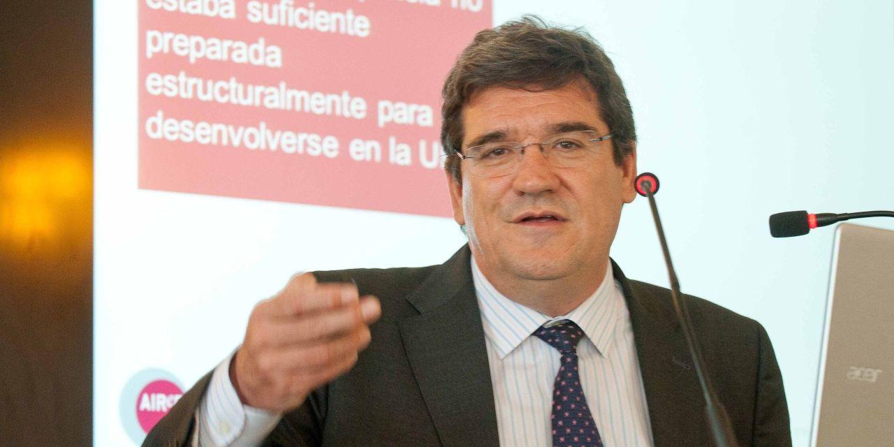 """Jose Luis Escrivá: """"La crisis se gestionó ignorando imperfecciones del sistema"""""""