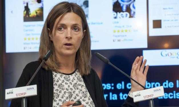 """Elena Alfaro: """"Las grandes empresas digitalesestán buscando crear sus propios medios de pago"""""""