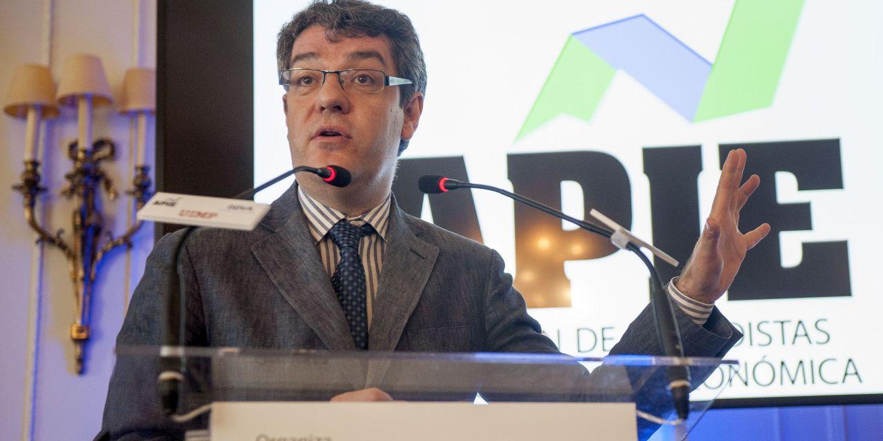 """Álvaro Nadal: """"El sistema financiero no está preparado para una revolución tecnológica"""""""