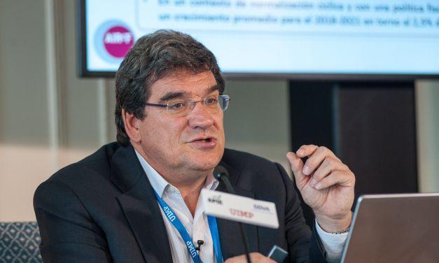"""Jose Luis Escrivá: """"Un impuesto a la Banca no tendría por qué encarecer los créditos»"""