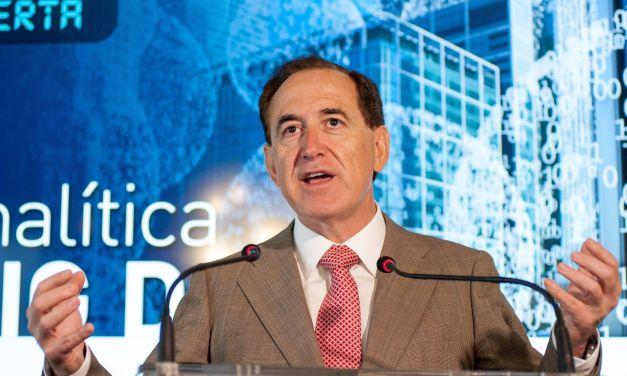 "Antonio Huertas: ""Hemos creado un centro de excelencia para Blockchain"""