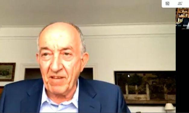 """Miguel Ángel Fernandez Ordóñez: """"Con el dinero digital público la banca no necesitará organismos de resolución"""""""
