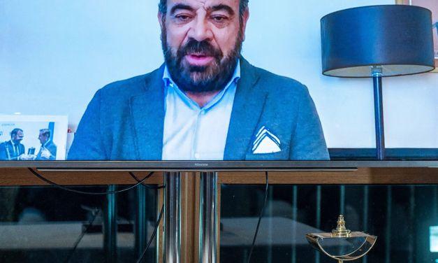 """Gabriel Escarrer: """"la labor de los medios es imprescindible para un correcto funcionamiento del mercado"""""""