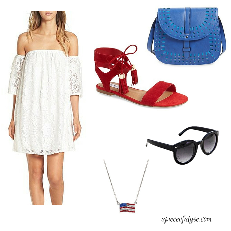 A Piece of Alyse | Festival Outfit