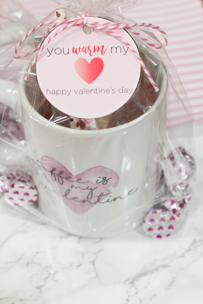 Hot Chocolate Valentines | A Piece of Alyse