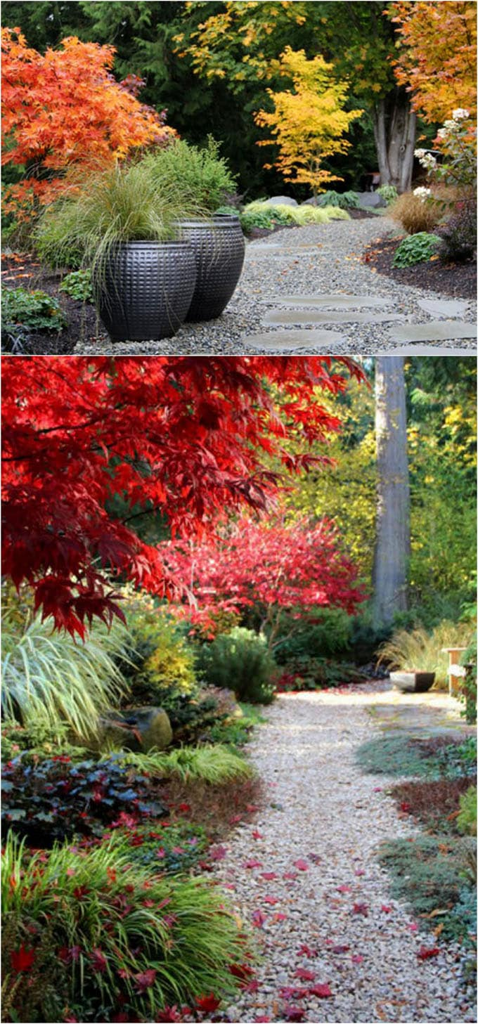 25 Most Beautiful DIY Garden Path Ideas - A Piece Of Rainbow on Backyard Walkway Ideas id=16478