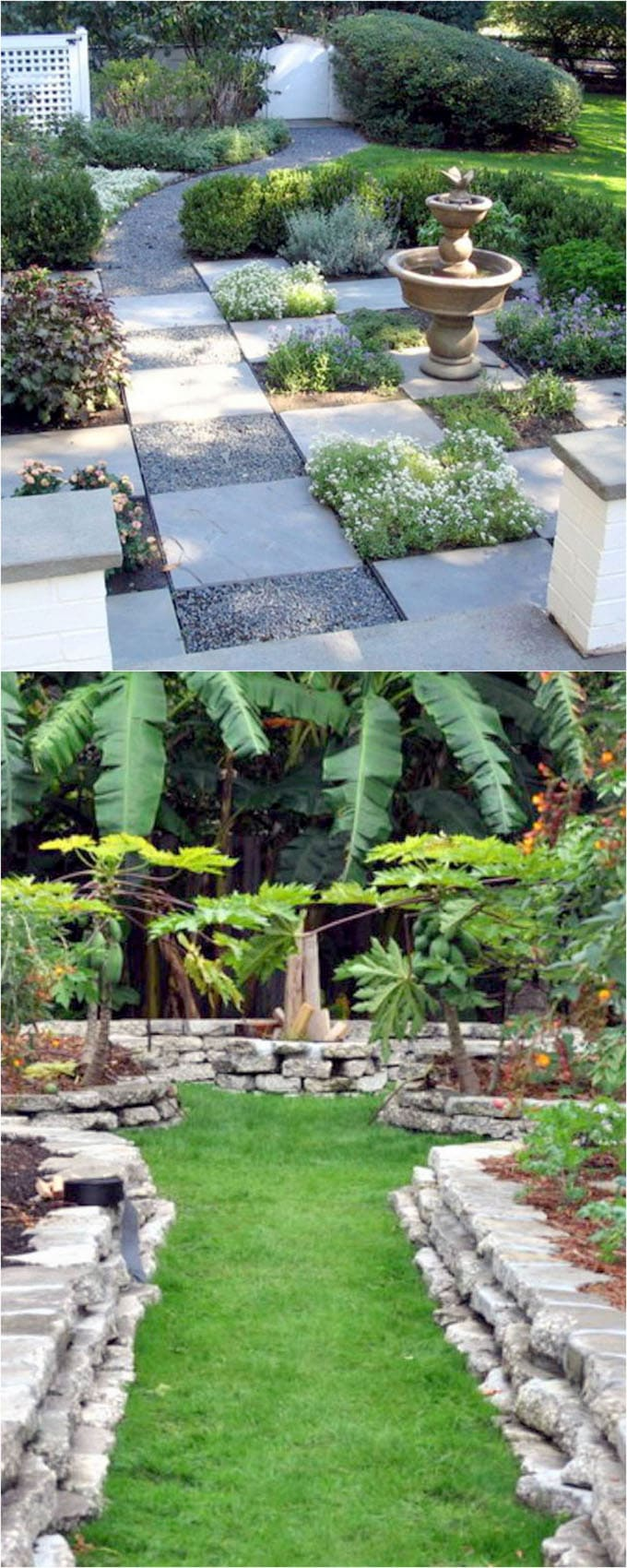 25 Most Beautiful DIY Garden Path Ideas - A Piece Of Rainbow on Patio And Path Ideas  id=12212