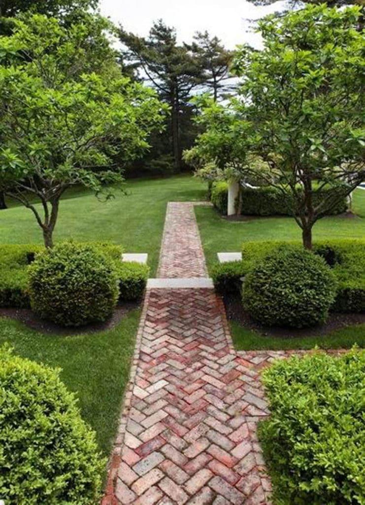 25 Most Beautiful DIY Garden Path Ideas - A Piece Of Rainbow on Backyard Walkway Ideas id=28655