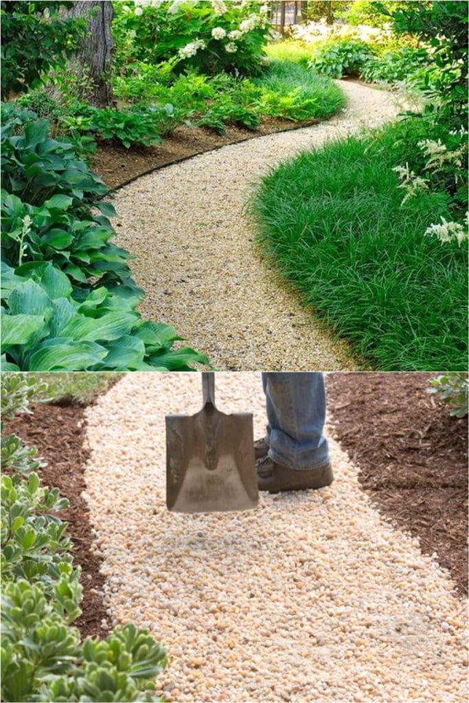 25 Most Beautiful DIY Garden Path Ideas - A Piece Of Rainbow on Sloping Garden Path Ideas  id=48551