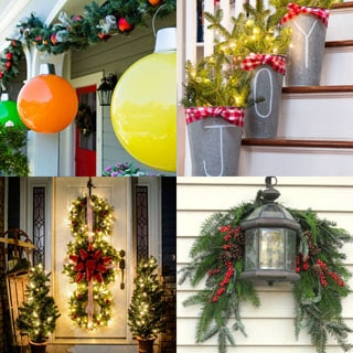 30 outdoor christmas decorations ideas DIY apieceofrainbow 320