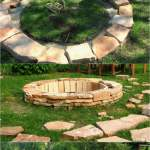 24 Best Outdoor Fire Pit Ideas To Diy Or Buy A Piece Of Rainbow
