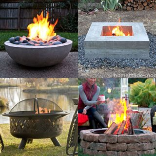 24 best outdoor fire pit ideas to diy
