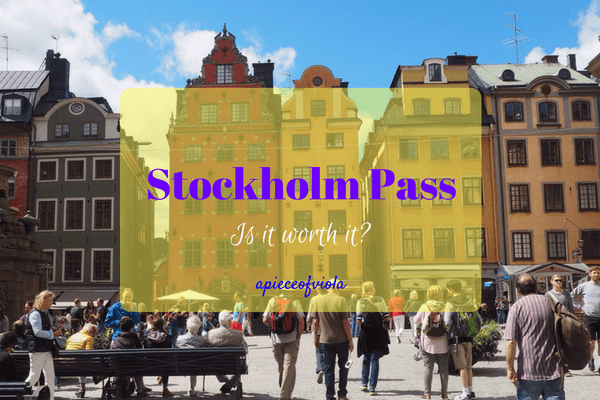 The Stockholm Pass – worth it? | Review