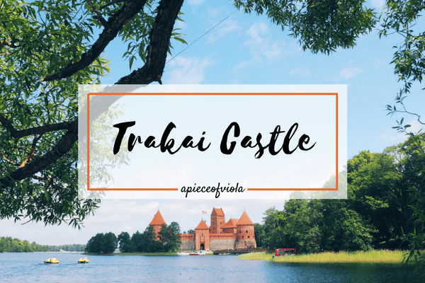 Trakai Castle Travel Guide