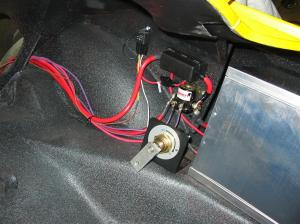 Pics of remote solenoid and cutoff switch mouting