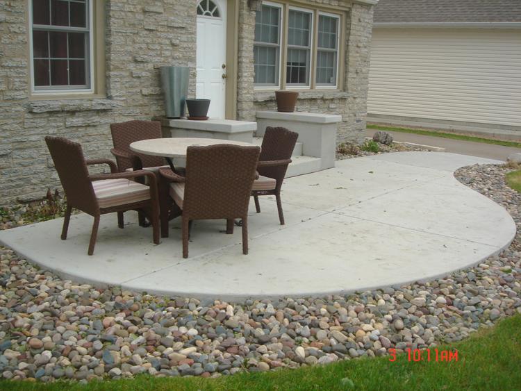 Concrete Patios - A. Pietig Concrete & Brick Paving on Backyard Patio Cost id=88044