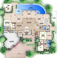 +36 Unanswered Issues With Modern Mansion Floor Plan Luxury Revealed 84
