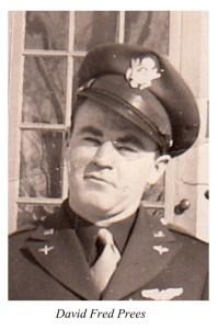 2LT David F. Prees