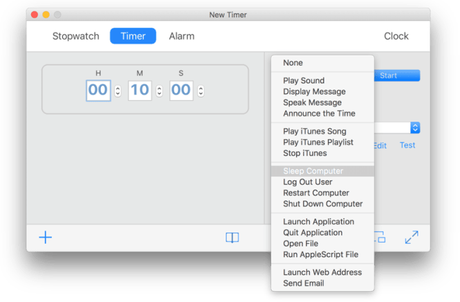 Timer For Mac Apimac