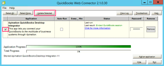 How to connect QuickBooks Desktop to Apination - API Nation