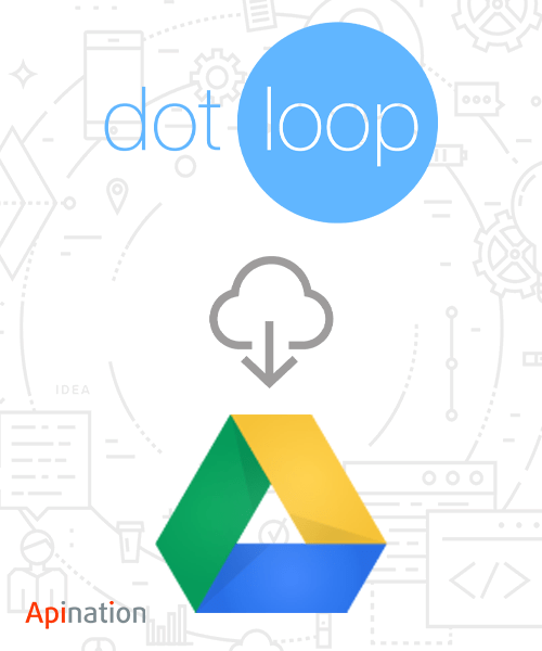 How to Setup the dotloop to Google Drive Backup and Sync Integration from the KW Marketplace