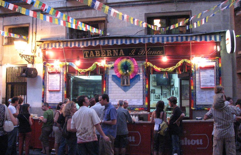 La Paloma August fiesta