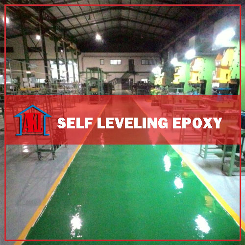 Jasa Cat Epoxy Self Leveling