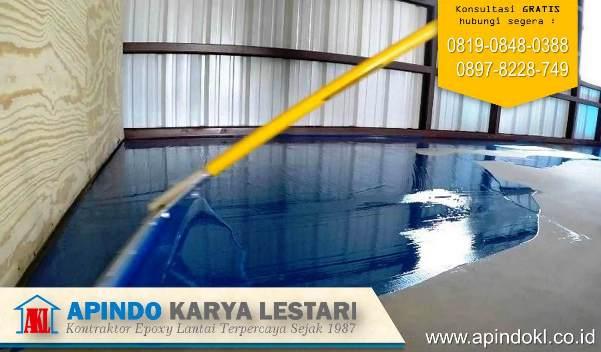 Info Harga Cat Epoxy Lantai per Meter (m2) 2019