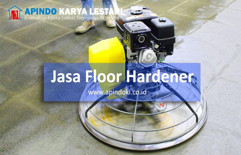 Jasa Floor Hardener
