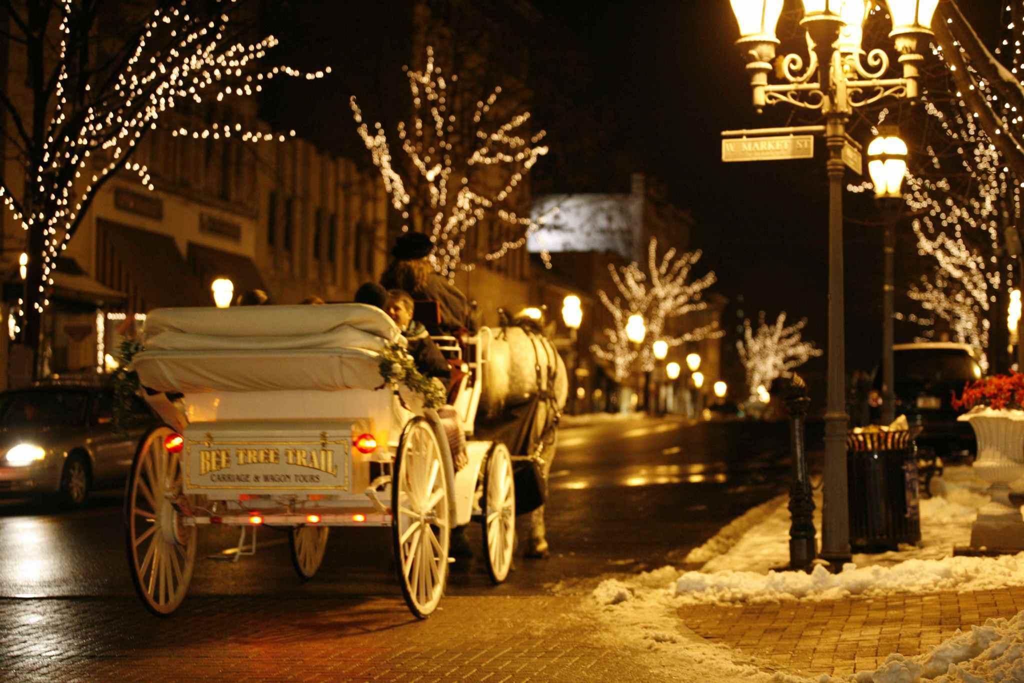 Bethlehem Christmas Market 2013