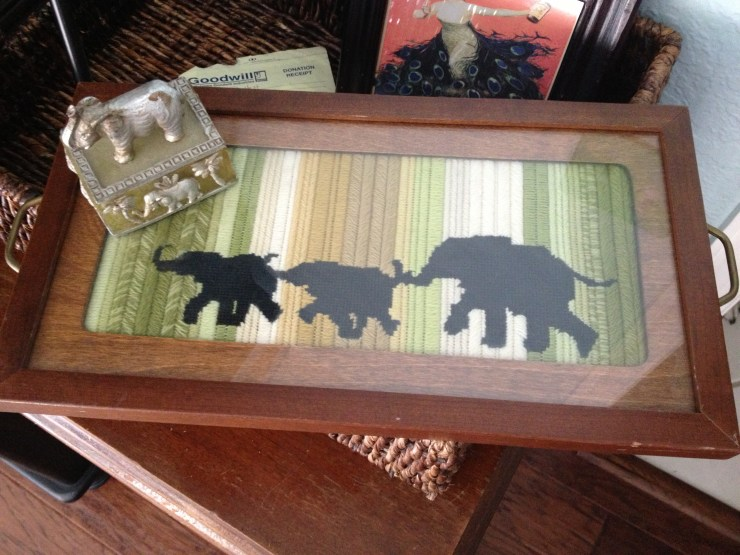 Angie's Elephants