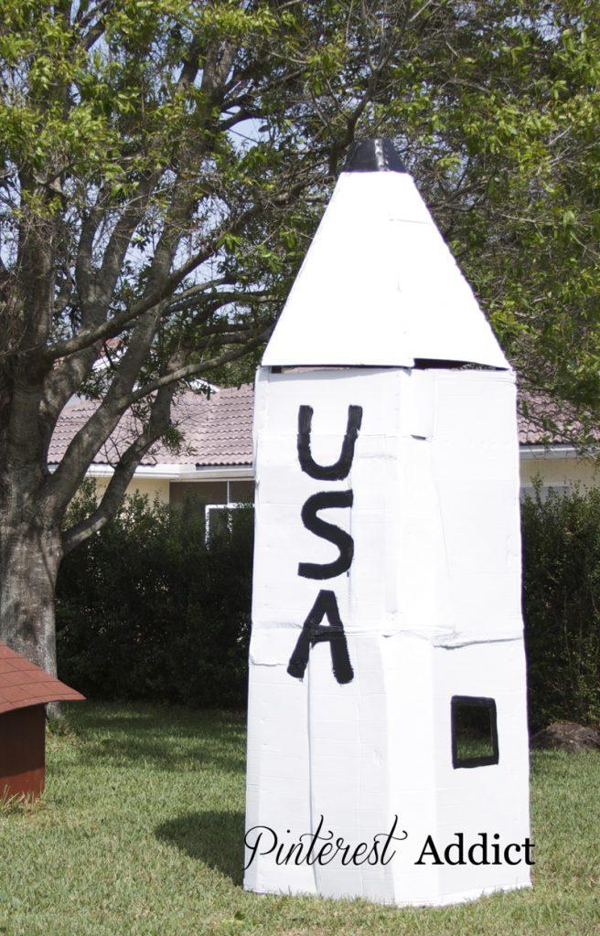 twelve foot rocket