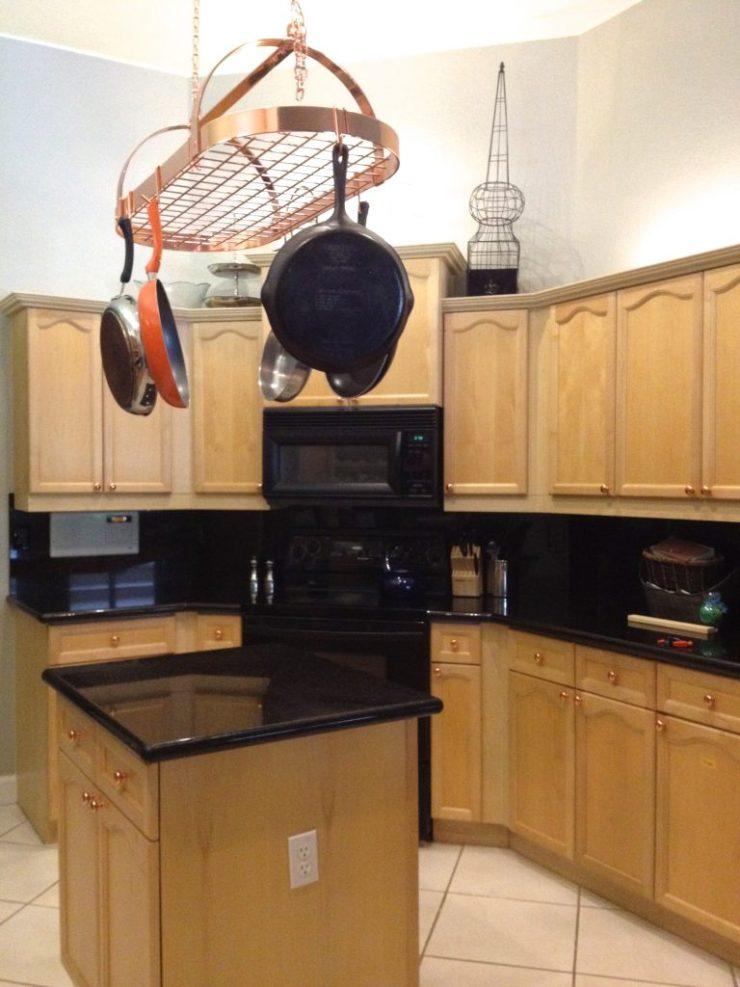 original kitchen - Ikea Kitchen reveal