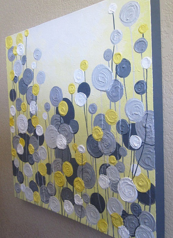 DIY Circle Painting