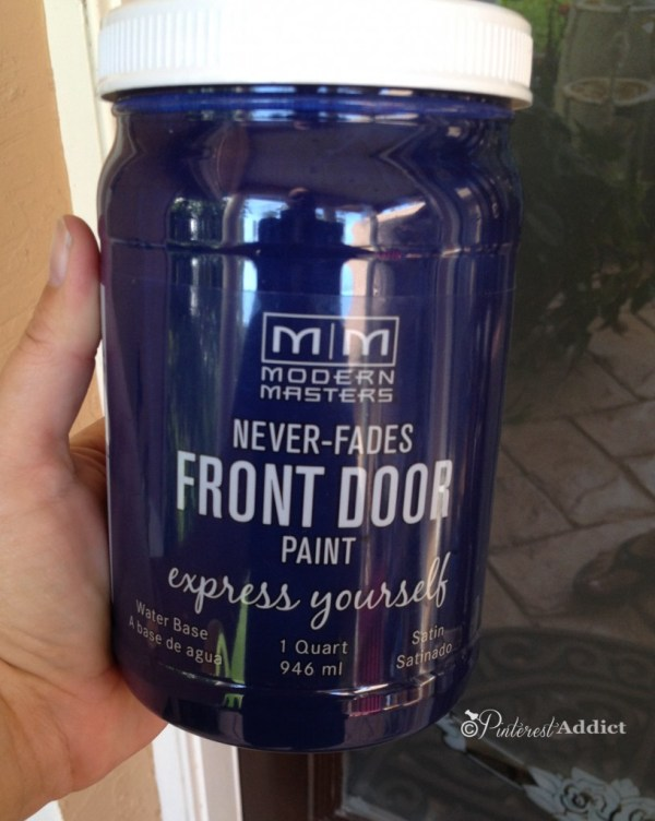 Modern Masters Front Door Paint Calm
