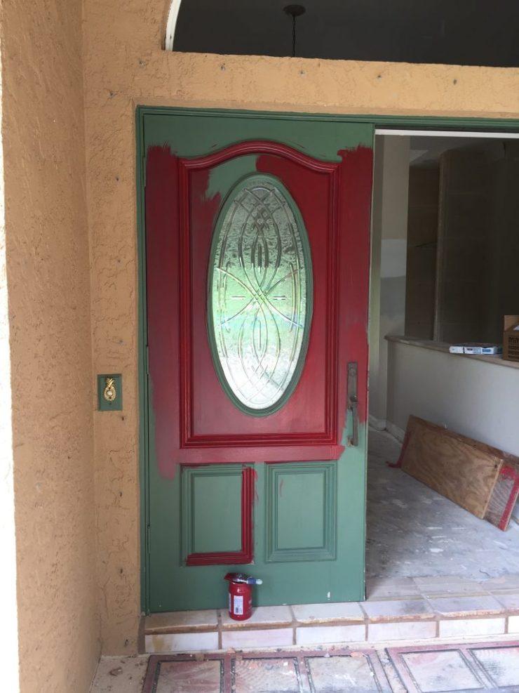 Modern Masters Front Door Paint.
