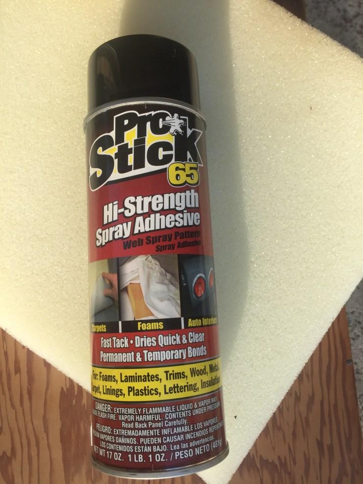 Pro-Stick 65 Hi-Strength Spray Adhesive