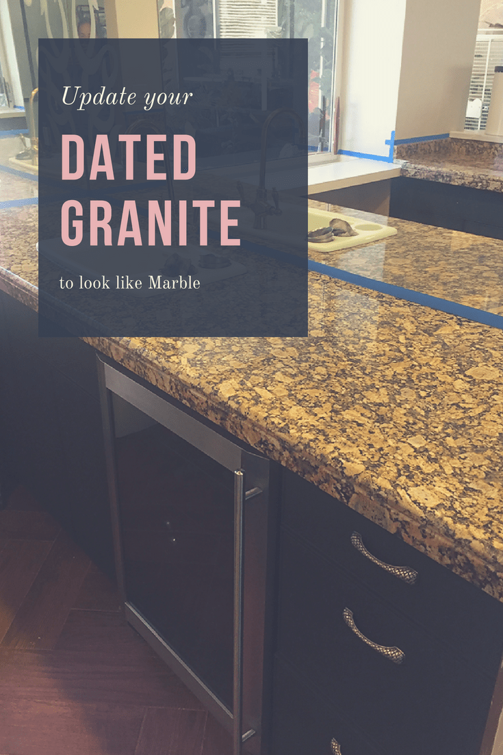 - Can You Paint Over Granite Counters? - Pinterest Addict
