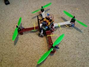 Raspberry Pi Quad Copter