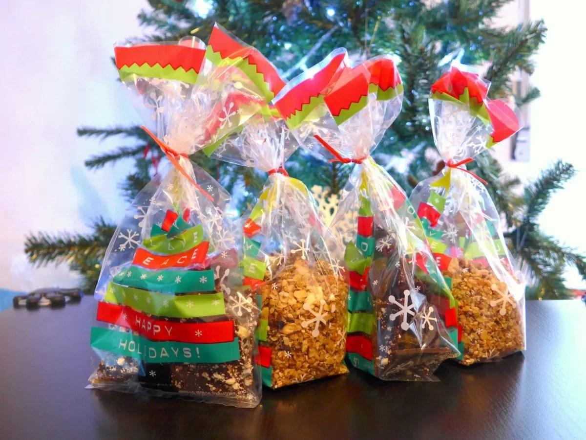 5 receitas para presentes de Natal caseiros e saudáveis!