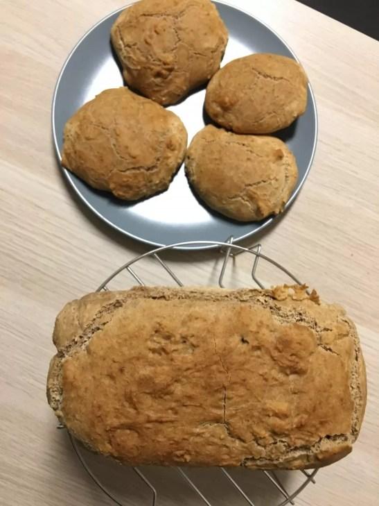 Pão brioche caseiro 1