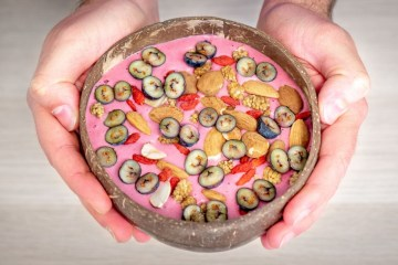 bowl frutos vermelhos - iswari nit