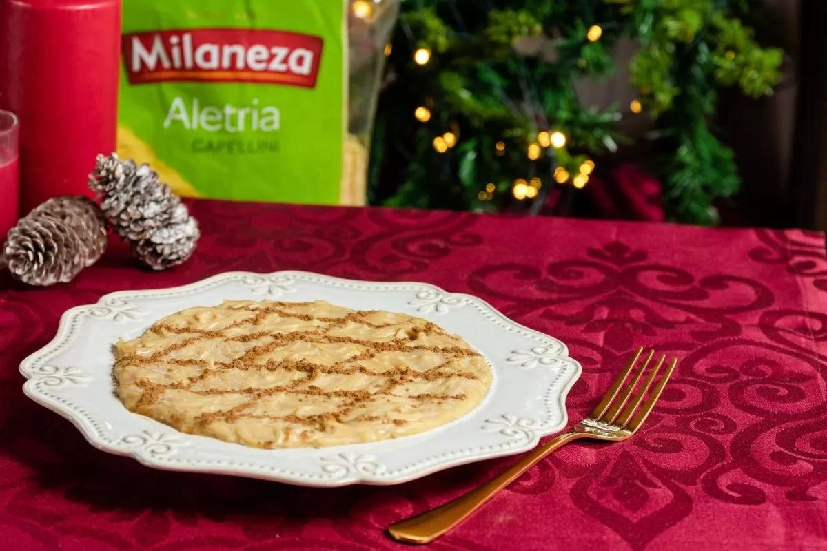 Aletria especial Natal Milaneza