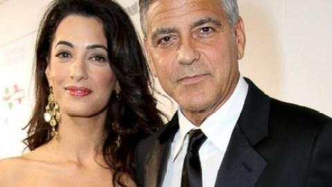 Clooney – Alamuddin:Περιμένουν δίδυμα! Ξέρουν και το φύλο τους