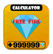 free fire diamond calculator, Free fire diamond calculator No 1 Best App