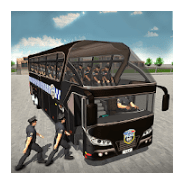 police bus game, Police bus game No 1 Best App